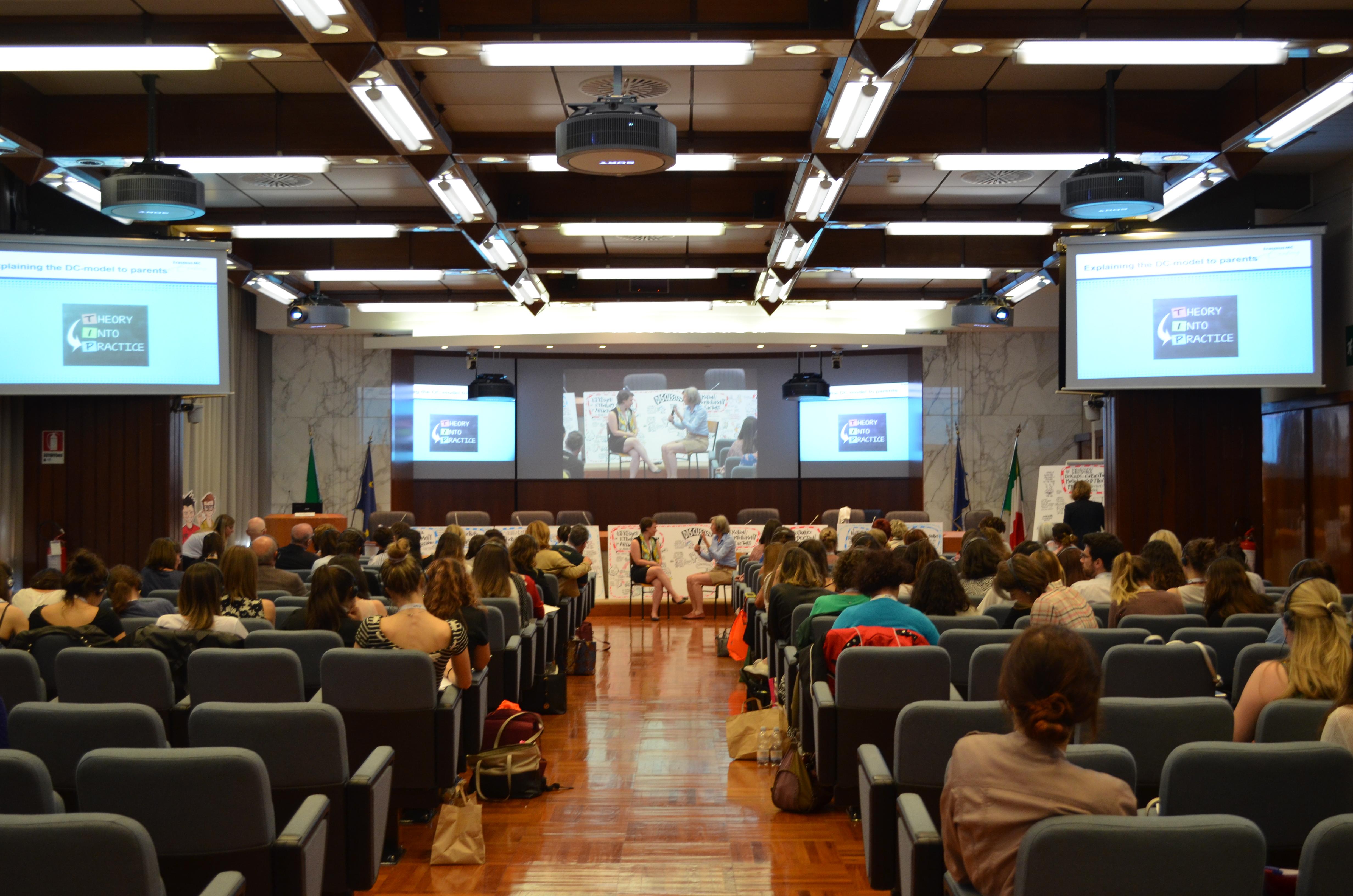 Conferenza balbuzie Roma